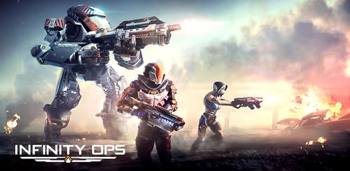 Infinity Ops: Online FPS v1.11.0 build 100170 + data