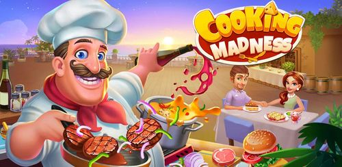 Cooking Madness – A Chef's Restaurant Games v1.6.8