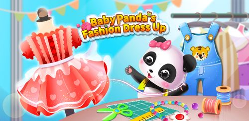 Baby Panda's Fashion Dress Up Game v8.33.00.00