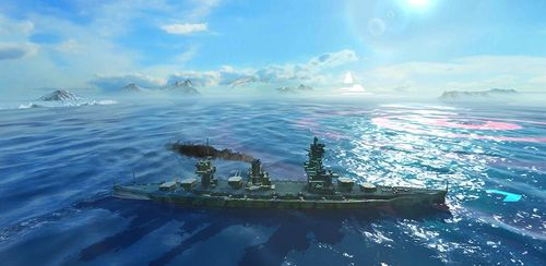 Warships Universe: Naval Battle v0.8.0 + data