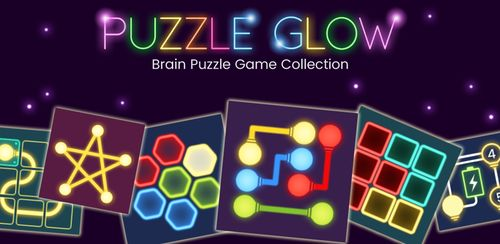 Puzzle Glow : Brain Puzzle Game Collection v2.1.11
