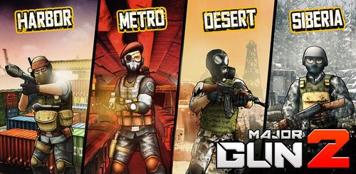 Major GUN : War on Terror – offline shooter game v4.1.6