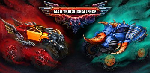 Mad Truck Challenge – Shooting Fun Race v4.4