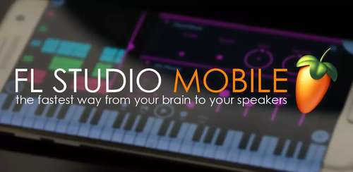 FL Studio Mobile v3.2.54 + data