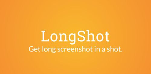 LongShot for long screenshot v0.99.83