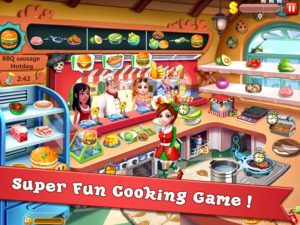 تصویر محیط Rising Super Chef 2 v5.4.1