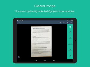 تصویر محیط CamScanner – Phone PDF Creator v5.9.3.20190304