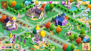 تصویر محیط MY LITTLE PONY: Magic Princess v5.2.1a