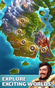 تصویر محیط Empires & Puzzles: RPG Quest v31.0.0
