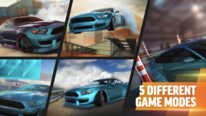 تصویر محیط Drift Max Pro – Car Drifting Game v2.4.69 + data