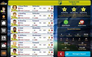 تصویر محیط Club Soccer Director 2019 – Soccer Club Management v2.0.25