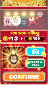 تصویر محیط Sling Kong v3.16.1