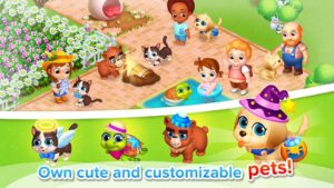 تصویر محیط Family Farm Seaside v6.1.300