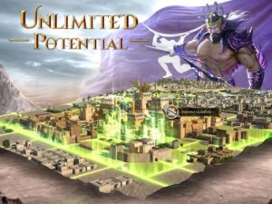تصویر محیط Immortal Conquest v1.2.7 + data