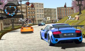 تصویر محیط Street Racing 3D v4.1.7