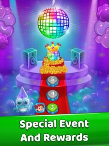 تصویر محیط Balloon Paradise – Free Match 3 Puzzle Game v4.0.6