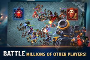 تصویر محیط Clash of Lords: Guild Castle v1.0.442 + data