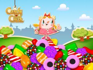 تصویر محیط Candy Crush Saga v1.168.0.3