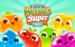 تصویر محیط Farm Heroes Super Saga v1.49.0