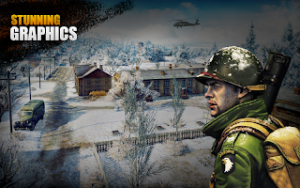 تصویر محیط Mega Killing Squad 2: Winter Wars Shooting Games v1.0