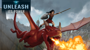 تصویر محیط War Dragons v5.04.2+gn