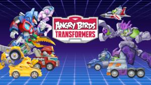 تصویر محیط Angry Birds Transformers v1.40.0 + data