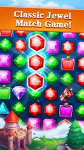 تصویر محیط Jewels Legend – Match 3 Puzzle v2.33.3