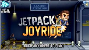 تصویر محیط Jetpack Joyride v1.38.1