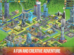 تصویر محیط City Island 2 – Building Story (Offline sim game) v150.1.3