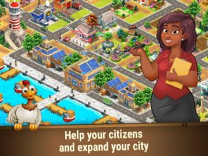 تصویر محیط Farm Dream – Village Harvest Frenzy v1.6.2