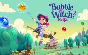 تصویر محیط Bubble Witch 2 Saga v1.121.0
