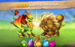 تصویر محیط Dragon City v9.7.1