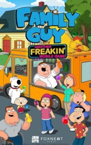 تصویر محیط Family Guy- Another Freakin' Mobile Game v2.24.25