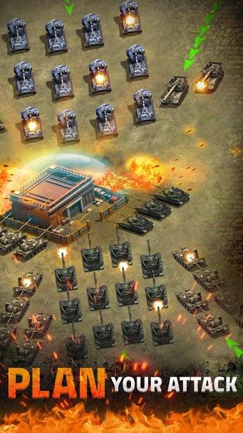 Strike of Nations: Empire of Steel | World War MMO v1.5.27