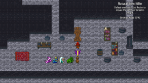 تصویر محیط Siralim 2 (Roguelike RPG Game) v2.4.10 + data