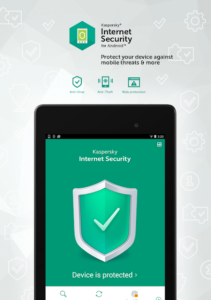تصویر محیط Kaspersky Mobile Antivirus: AppLock & Web Security v11.21.4.1922