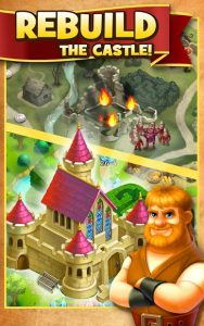 تصویر محیط Robin Hood Legends – A Merge 3 Puzzle Game v2.0.9