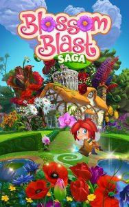 تصویر محیط Blossom Blast Saga v77.0.3