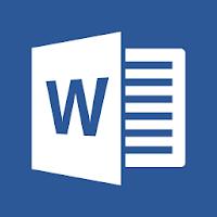 نرم افزار مایکروسافت ورد با قابلیت پشتیبانی از تبلت ها آیکون