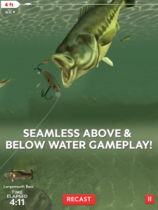 تصویر محیط Rapala Fishing – Daily Catch v1.6.8