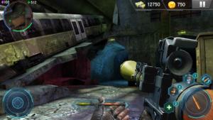 تصویر محیط Elite SWAT – counter terrorist game v217