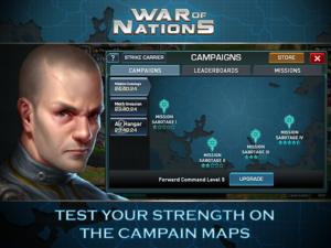 تصویر محیط War of Nations: PvP Conflict v7.6.0