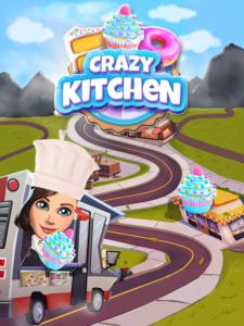 تصویر محیط Crazy Kitchen v6.0.6