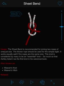 تصویر محیط Knots 3D v7.5.2