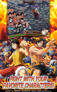 تصویر محیط One Piece Treasure Cruise v10.5.3