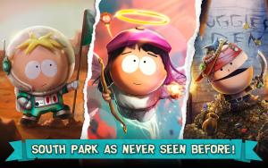 تصویر محیط South Park: Phone Destroyer™ v4.6.3