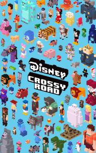 تصویر محیط Disney Crossy Road v3.252.18441