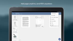 تصویر محیط TurboScan: scan documents & receipts in PDF v1.5.7