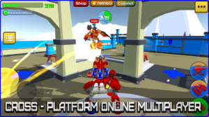 تصویر محیط Armored Squad: Mechs vs Robots v2.1.3