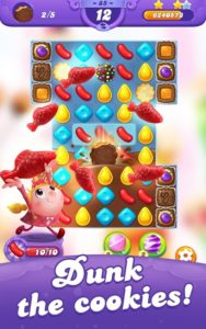 تصویر محیط Candy Crush Friends Saga v1.57.2